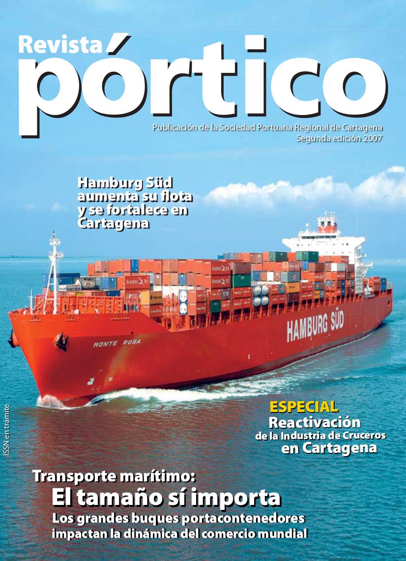 Elementos fundamentales que determinan la competitividad de los puertos