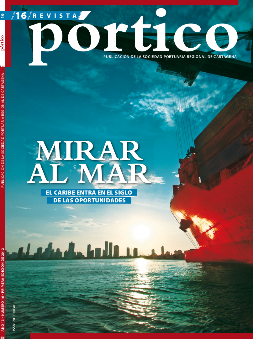 Bahía de Cartagena, puerta comercial de América