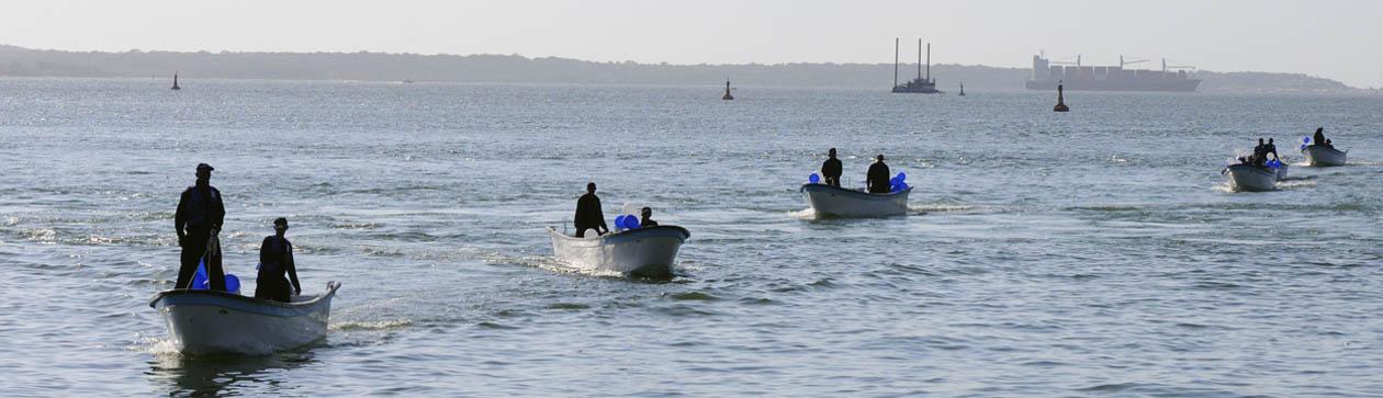 Pescadores de Cartagena
