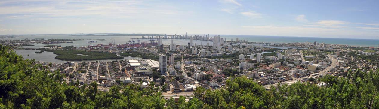 Aprovechamiento de los recursos naturales de Cartagena