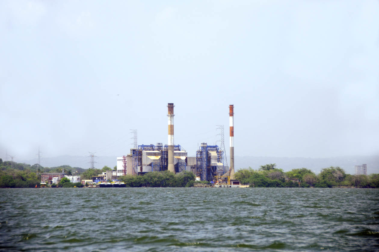 Termocandelaria Power Station