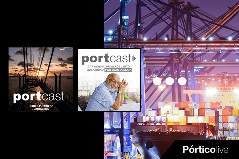 Gossain-Pórticolive-Portcast