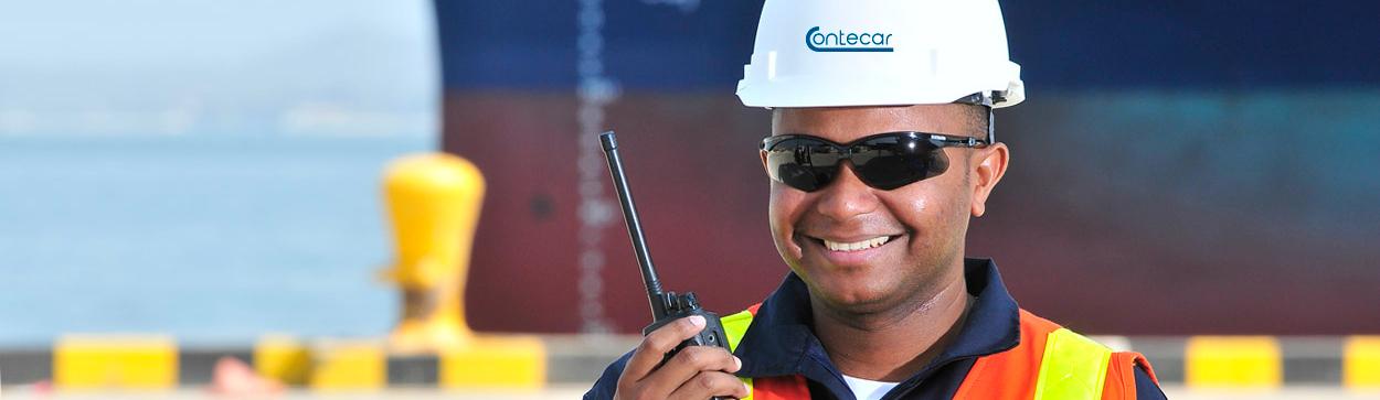 Estado portuario en la Sociedad Portuaria de Cartagena