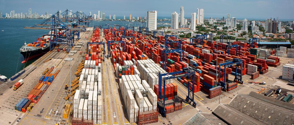 Centro de Conexiones de Cartagena de indias