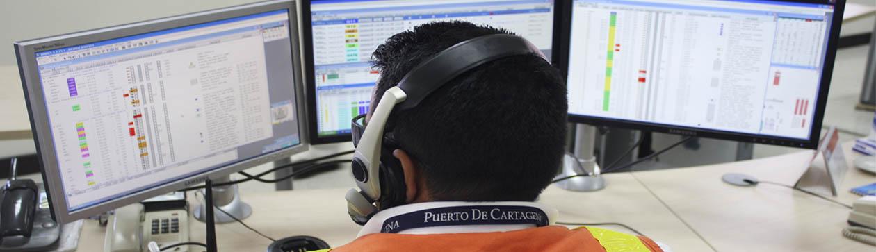 Documentos de ayuda para realizar procesos en el puerto