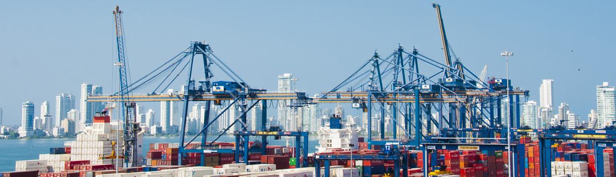 Transporte Marítimo Contenedores SPRC