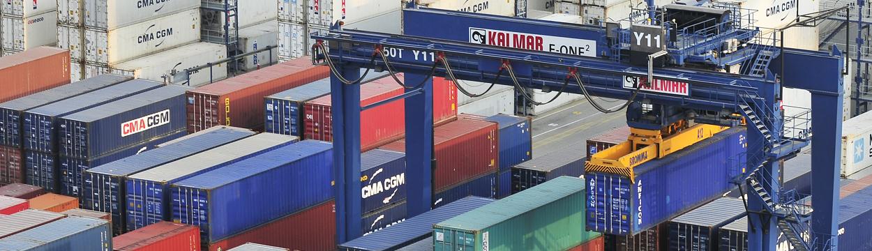 Transporte de contenedores SPRC