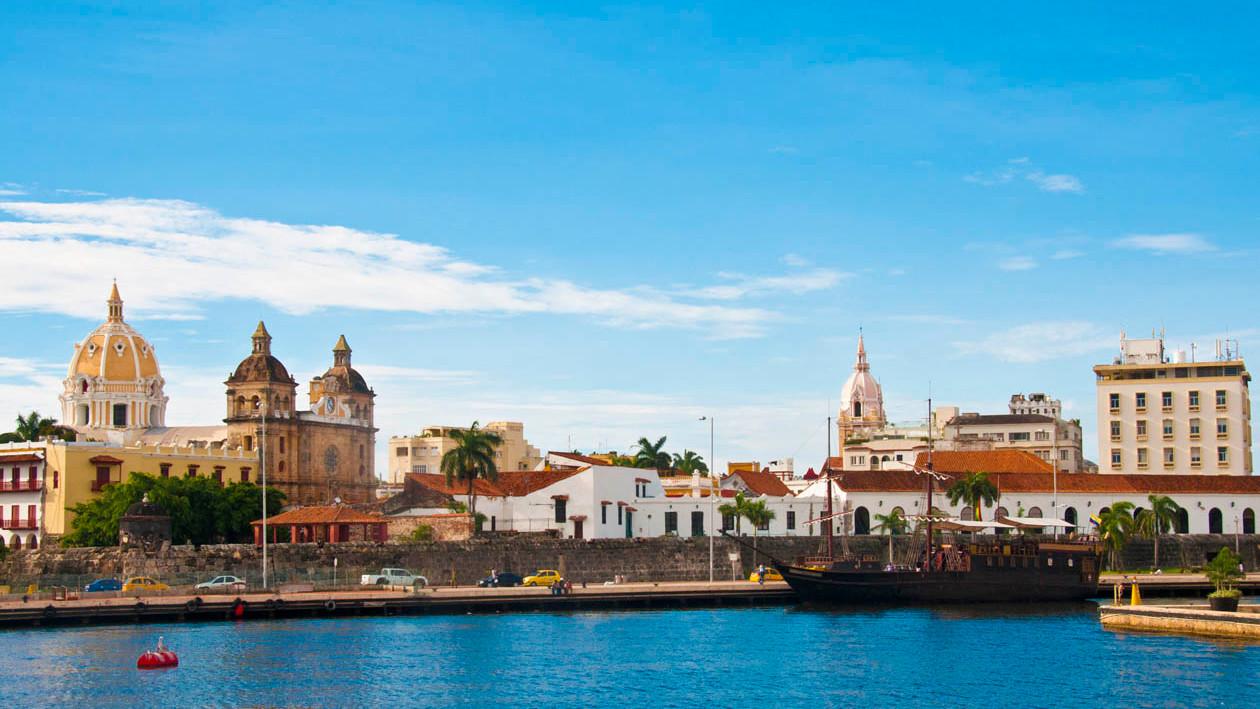 Car Ena De Indias >> Cartagena De Indias