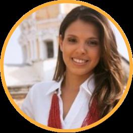 María Emilia Bonillas, Coordinadora de Cruceros SPRC