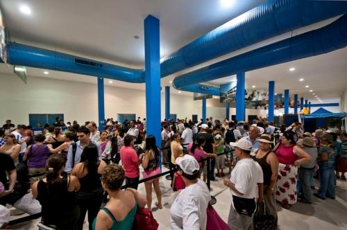 Más turistas en Cartagena con los cruceros Pearl Mist y Voyager