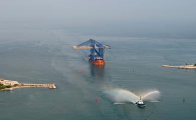 El canal alterno de la Bahía de Cartagena es una prioridad