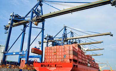 Indicadores de la operación portuaria