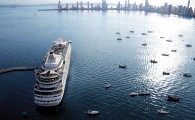 Terminal de cruceros Grupo Puerto de Cartagena
