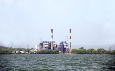 Termocandelaria power station is essential to industrial development in the area. Its strategic location enables it to supply both gas and liquid fuel.