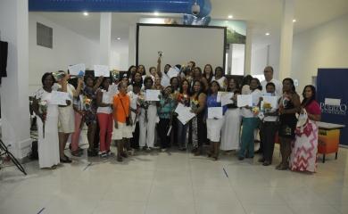 Finalización del programa de educación inicial Saberes
