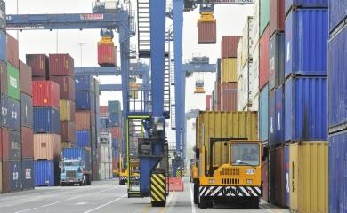 El impacto del paro camionero en el Puerto de Cartagena