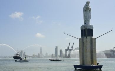 Papa Francisco dará bendición a la Virgen de la Bahía