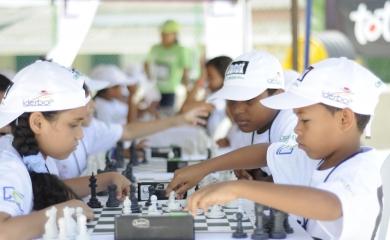 Paradas del torneo Ajedrez al Parque