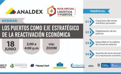 Analdex-puertos