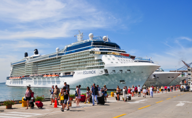 llega el último crucero de la temporada 2015-2016.El 27 de junio