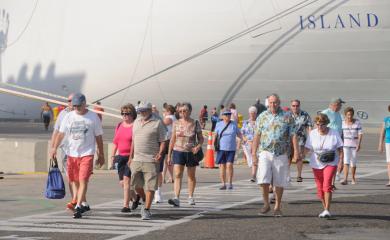 La temporada de cruceros 2015-2016 concluye con un exitoso balance
