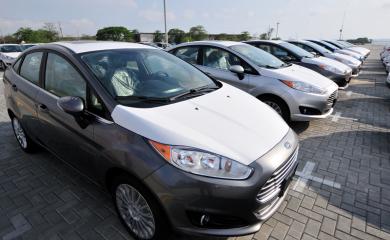 Ford realizó una capacitación al grupo de operarios