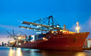 Crece la carga en Organización Puerto de Cartagena
