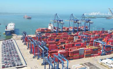 La Organización Puerto de Cartagena tuvo un crecimiento de 3,3% durante el primer semestre de 2017 frente al mismo periodo del año anterior.