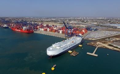 Contecar, terminal marítima