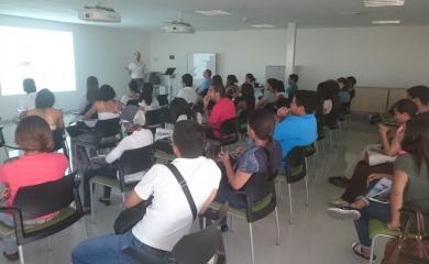 Estudiantes de la Universidad de Cartagena