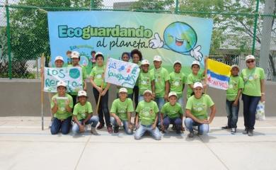 Ecoguardianes Fundación Puerto de Cartagena