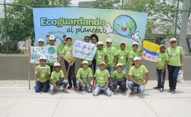"""El próximo 6 de marzo iniciará """"Ecoguardianes"""" programa de la Fundación Puerto de Cartagena que busca que los niños y jóvenes de las comunidades aledañas a Sociedad Portuaria y Contecar desarrollen mayor consciencia ambiental y ejecuten actividades en pro de la conservación del medio ambiente."""