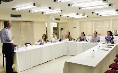 La Financiera de Desarrollo Territorial, Findeter, se reunió con directivos de la Sociedad Portuaria de Cartagena y Contecar