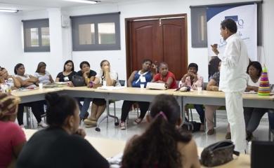 """La Fundación Puerto de Cartagena le apuesta al """"Fortalecimiento del saber pedagógico y prácticas pedagógicas en la primera infancia"""""""