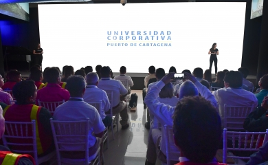 Se presentó la Universidad Corporativa como una nueva forma de gestionar el conocimiento al interior de la organización.