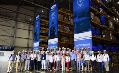 La marca de automóviles Ford realizó la inauguración oficial de su Centro de Distribución de Partes en el Caribe colombiano con sede en Contecar y operado por Almaviva. Ubicado en 3.000 mt2dentro del CDLI cuenta con áreas especiales para el almacenamiento de las diferentes autopartes.