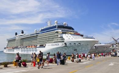Durante la Semana Santa 29.000 visitantes de cruceros en Cartagena