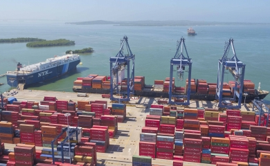 La Organización Puerto de Cartagena desarrolló un software para planificar y gestionar la dinámica de arribo, operación y zarpe de buques en sus terminales