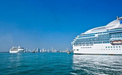 Cruceros en Puerto de Cartagena