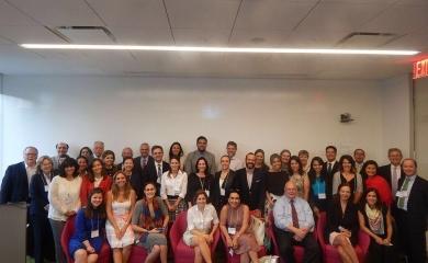Representantes de la Fundación Puerto de Cartagena estuvieron presentes en Washington y Nueva York para intercambiar experiencias y buscar alianzas estratégicas