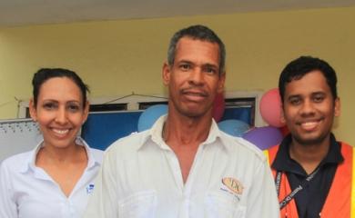 """""""Vivienda Saludable y visitas domiciliarias"""" una actividad enmarcada en el Plan de Intervención Familiar ejecutado durante el 2016 por la Fundación Puerto de Cartagena"""