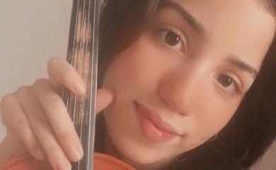 Lila Castro Medrano seleccionada para la Orquesta Sinfónica de Cartagena