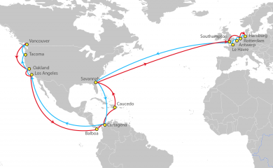 Los clientes de la Organización Puerto de Cartagena podrán contar con un nuevo servicio a partir de este 4 de mayo.