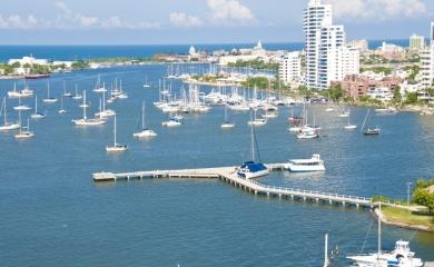 Mincultura en el Puerto de Cartagena