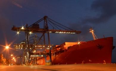 Nuevo récord de productividad en el Puerto de Cartagena