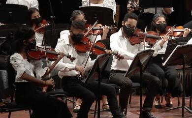 Música como herramienta de transformación social - Orquesta Sinfónica de Cartagena 2021