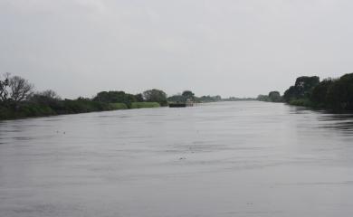 La navegabilidad del Rio Magdalena y el Dique