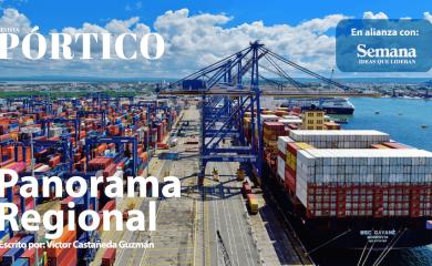 Panorma regional puertos