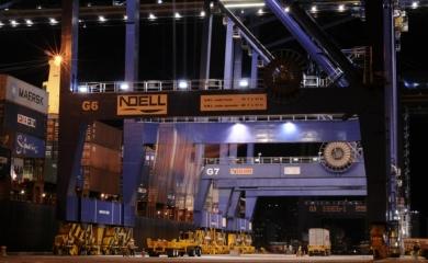 Razones menor afectación del paro en el Puerto de Cartagena