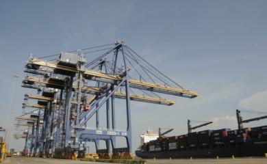 Crece la carga en el segundo trimestre del año en el Puerto de Cartagena